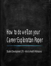 tips for career exploration papers.pptx