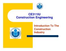 02-Construction Engineering-class 1-Introduction 08-9-2015
