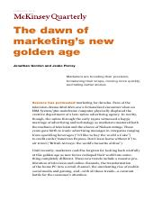 Week 1 - The Dawn of Marketing's New Golden Age - McKinsey Quarterly.pdf