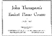 John Thompson - Easiest Piano Course 2