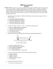 Bio110 Exam 1 Practice Questions Answers