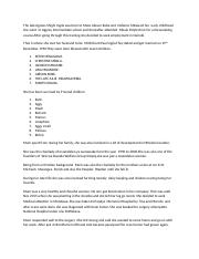 2 pages mums eulogydocx - Cover Letter For Cabin Crew