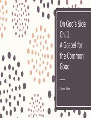 A Gospel for the Common Good.pptx