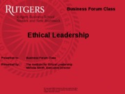 Business_Forum_Ethics_Session_1_Oct. 24, 2011