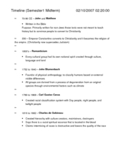 JS211 - Reading Notes for Midterm