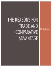 Macroeconomics - Absolute vs. Comparative Advantage(1)