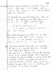 homework 5 solutions on Introduction to Advanced math