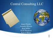 Central Consulting LLC