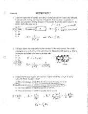 math worksheet : worksheet 1 solutions  physics 43 woi ksheet 1 fall 20141 a  : Ksheet