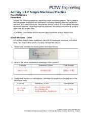 1 1 2 Simple Machines Practice docx - Activity 1 1 2 Simple