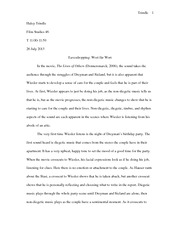 "Paper 2 ""The Lives of Others"""