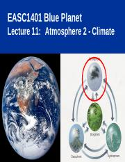 Atmosphere Nov 2016 climate  2.ppt