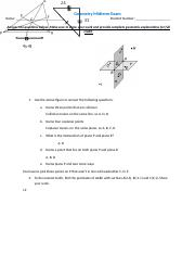 GEOMETRY: MA042 : geometry - James Madison High School - Course
