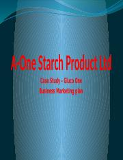 A-One Starch Products Ltd.pptx