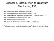 Chemistry chapter 4-1