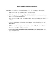 BUS 001Helpful Guidelines for Writing Assignment#1Fall2014