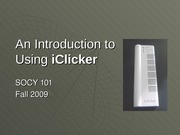 Matts Introduction to iClicker (1)