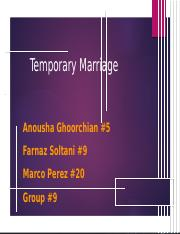temporaray marriage presentation.pptx