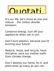 CLIMATE CHANGE PART 2 QUOTES.docx