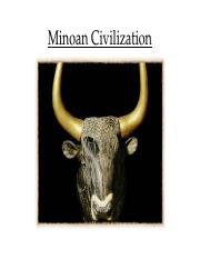 C) Minoan Civilization.pptx