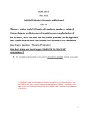 2202 FALL 2014 TEST 2A SOLUTIONS.docx
