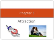 PSY BEH 173S: Attraction Lecture (Zinger)