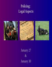 6.   Policing- Legal Aspects.pptx
