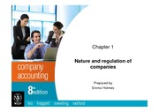 Ch01_Nature and regulation of companies