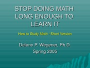 how_to_study_math