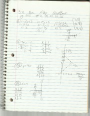 Elementary Algebra II Slope Notes