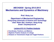 MECH2030-Lecture13-14