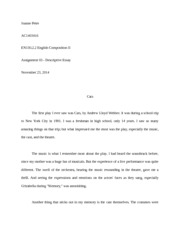 Guide to Writing an Essay - Gallaudet University