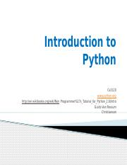 PythonLeannLecture1(1)