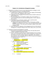 2071_Chapters 1 and 2 Lecture Notes