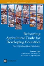 Reforming Agricultural Trade for Developong Countries Volume2
