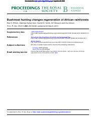 Bushmeat hunting changes regeneration of African rainforests..pdf