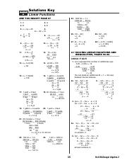 SOLUTIONS-CHAPTER-2-Holt-Algebra-2-2007_key