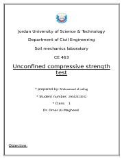 Unconfined compressive strength test.doc