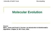 molecular_evolution