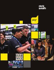 Dick Smith Annual report