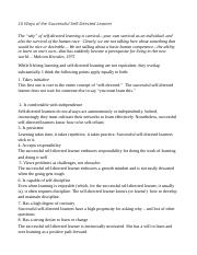 15 Ways of the Successful Self-Directed Learner.pdf