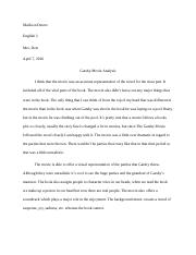 GATSBY WRITE UP