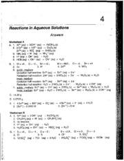 CHEM 1104 : Chemistry - Douglas College