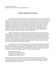 Review Related Literature 4.7.16