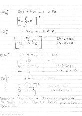 Resonant Structure Class Notes