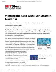 Winning the Race With Ever-Smarter Machines _ MIT Sloan Management Review.pdf