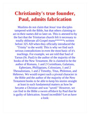 27757354-Christianity-s-true-founder-Paul-admits-fabrication