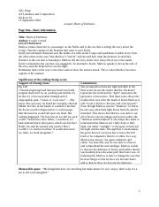 TKAM Journal Template 2016-17