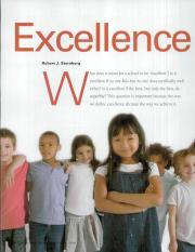 Excellence for All pdf