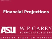FIN302 04 Financial projections